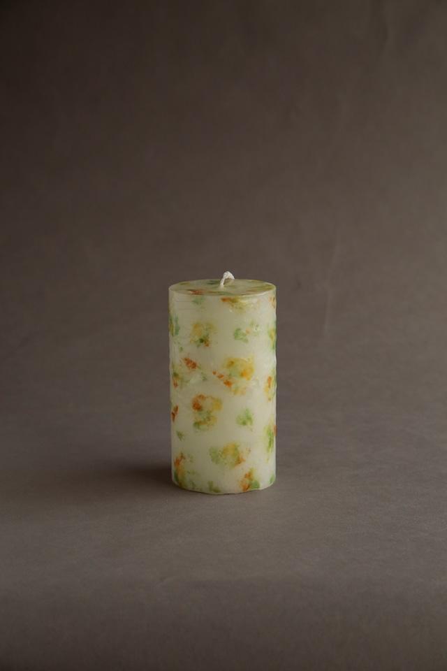 No.615 MIX (cylinder76-M-3000) candle キャンドル