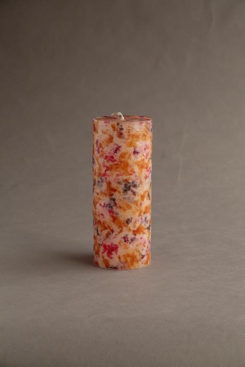 No.610 MIX (cylinder76-L-4000)  candle キャンドル