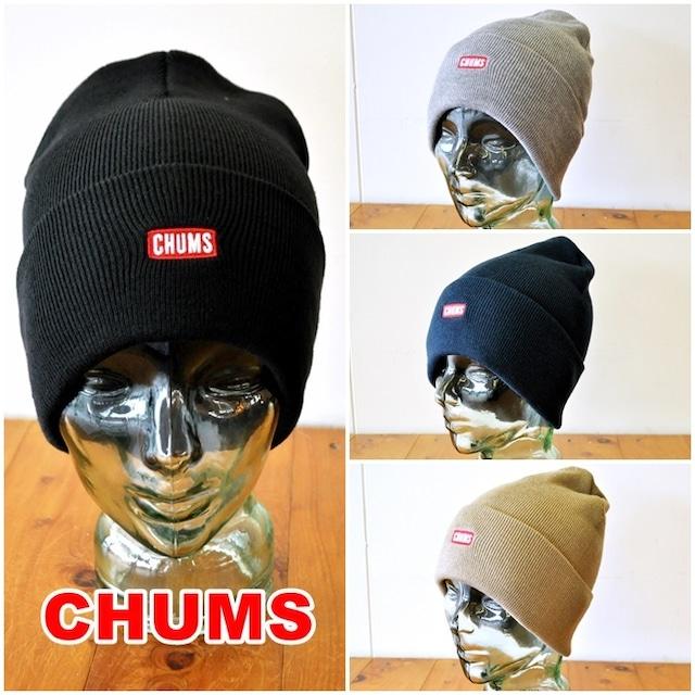 CHUMS  チャムス ニットキャップ ワッチキャップ ch05-1214 男女兼用 帽子   KNIT CAP