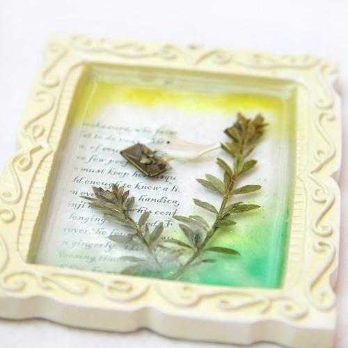 ミニ花縁☆秘密の手紙