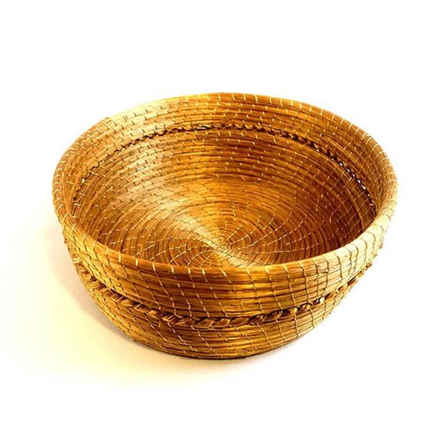 【ビオジュエリー】 黄金の草 カッピンドウラード バスケット BTMRA