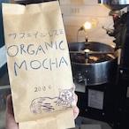 レターパック発送 カフェインレス豆 無農薬栽培 MOCHA 400g