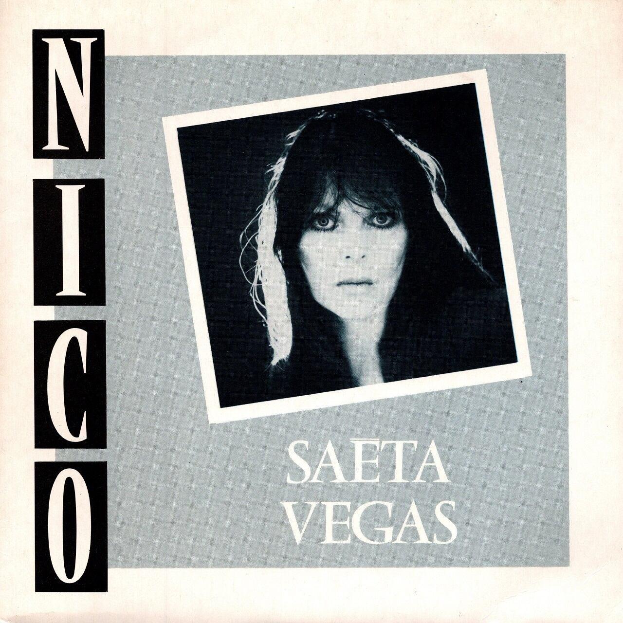 【7inch・英盤】Nico / Saeta・Vegas