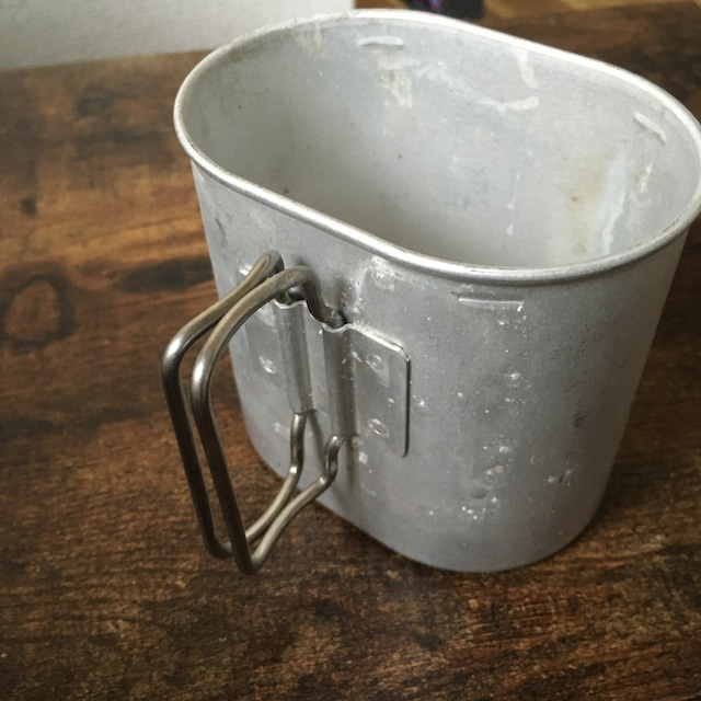 """USED """" Swiss Army Canteen Cup  / スイス軍 カンティーンカップ(ユーズド)"""""""