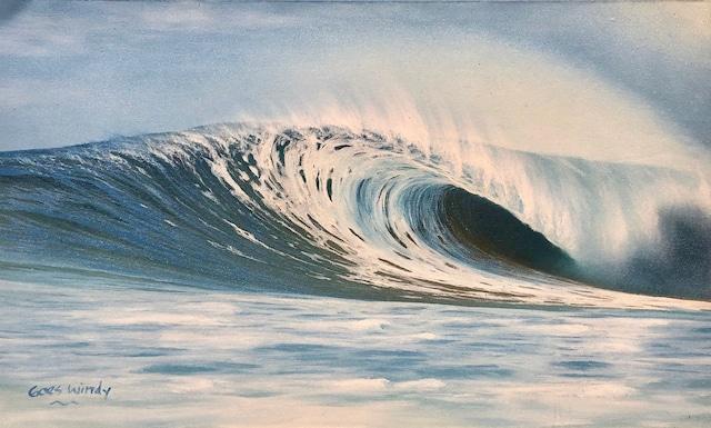 Dreamland Wave Art M8