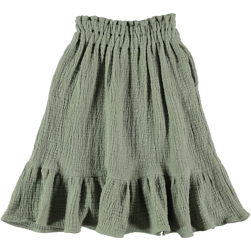 Belle chiara Skirt ( Green 8Y )