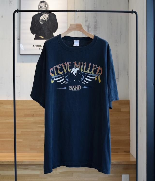 USED BAND T-shirt -STEVE MILLER-