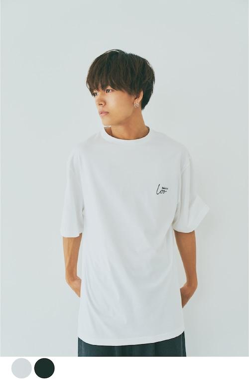【Boka nii Loo】ポイントロゴTシャツ