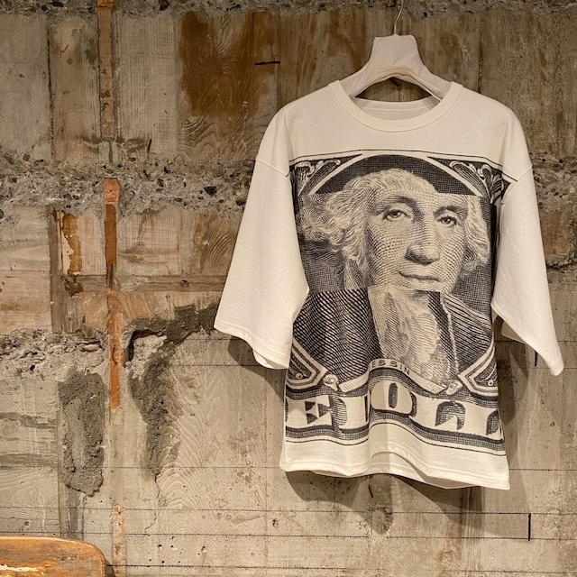 Dessin de Mode【デッサン ド モード】《KOTA OKUDA》天竺ハーツプリントTシャツ | KOK-03-55D(WHITE-A).