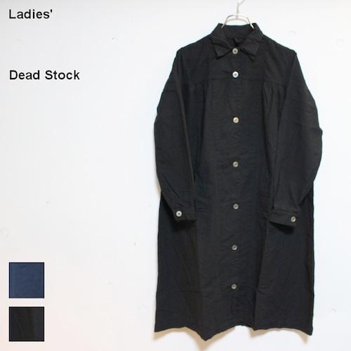 Deadstock ガーメントダイ・メディカルコート SWEDEN 60's-70's