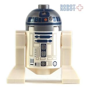 LEGO ミニフィグ スター・ウォーズ R2-D2 シルバーヘッド Star Wars 527 アストロメックドロイド