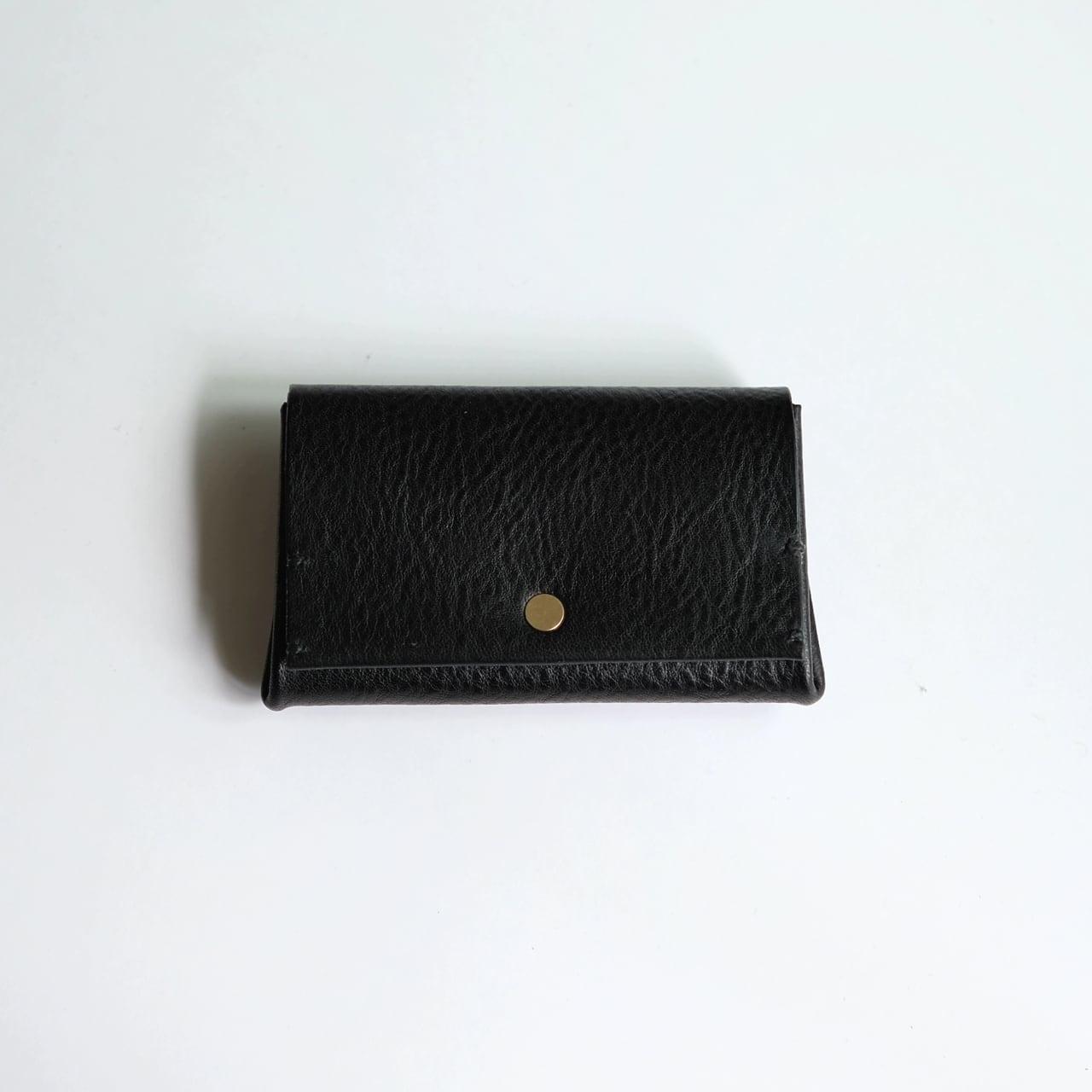 bellowsfold wallet - bk - vacchetta