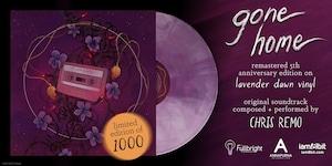 GONE HOME VINYL SOUNDTRACK (5TH ANNIVERSARY EDITION) / iam8bit