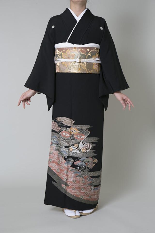 【レンタル】黒留袖 TAL-2(Lサイズ)