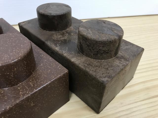 【特価セール】 [色ブレ品] レンブロック ベンガラ エコタイプ ガーデン用 数量限定