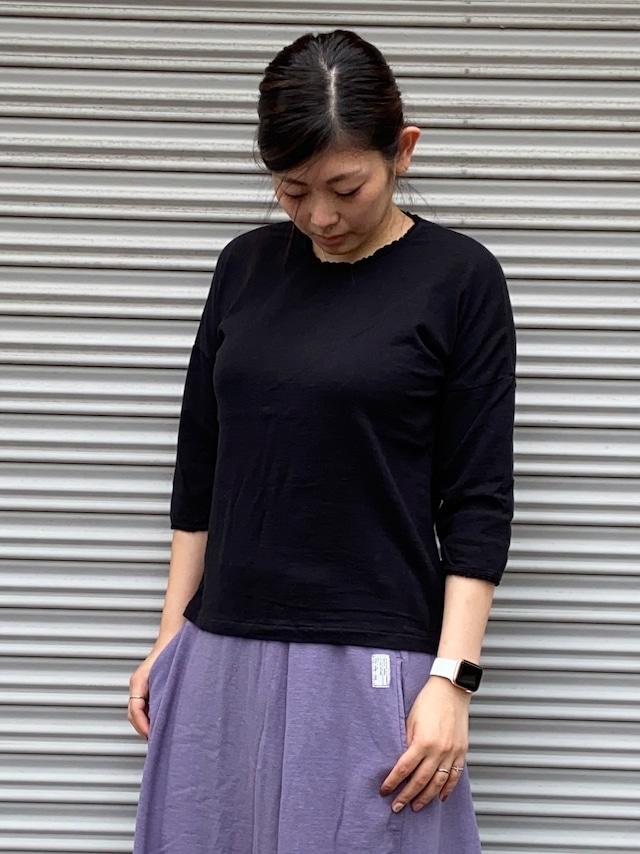 【CLASSIC HARVEST】レース7分Tシャツ/A1703