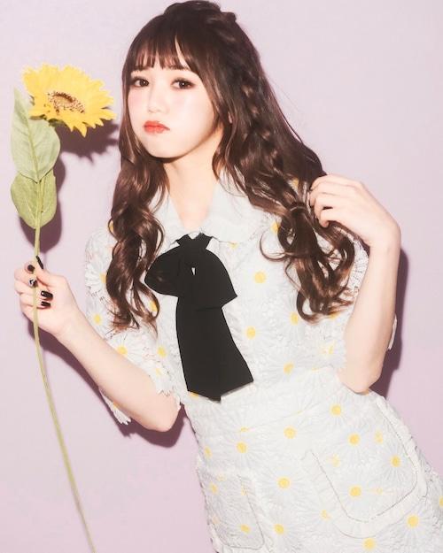 【ManonMimie】Flower Lace Set-Up
