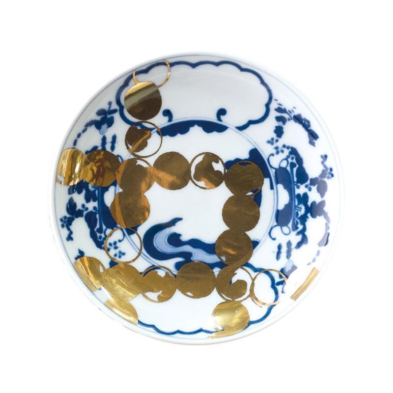 amabro (アマブロ)  MAME (豆皿) 【如意文皿】