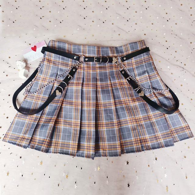 【小物】ストリート系ファッションベルト43204654