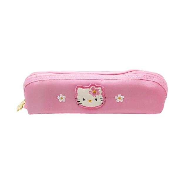 レトロキティ ペンケース【ピンク】【1997年_レアグッズ】
