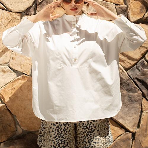 バックストリングシャツ(ホワイト)