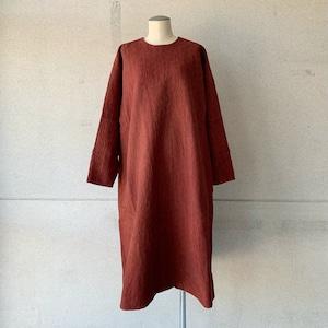 【COSMIC WONDER】Flower of  life sashiko dress/14CW17258-2