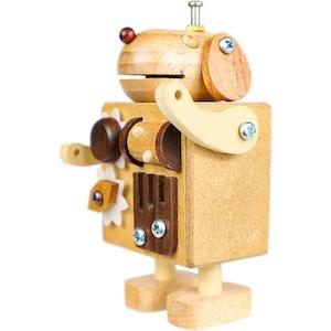 ロボット型オルゴール Katte(カッテ)2号