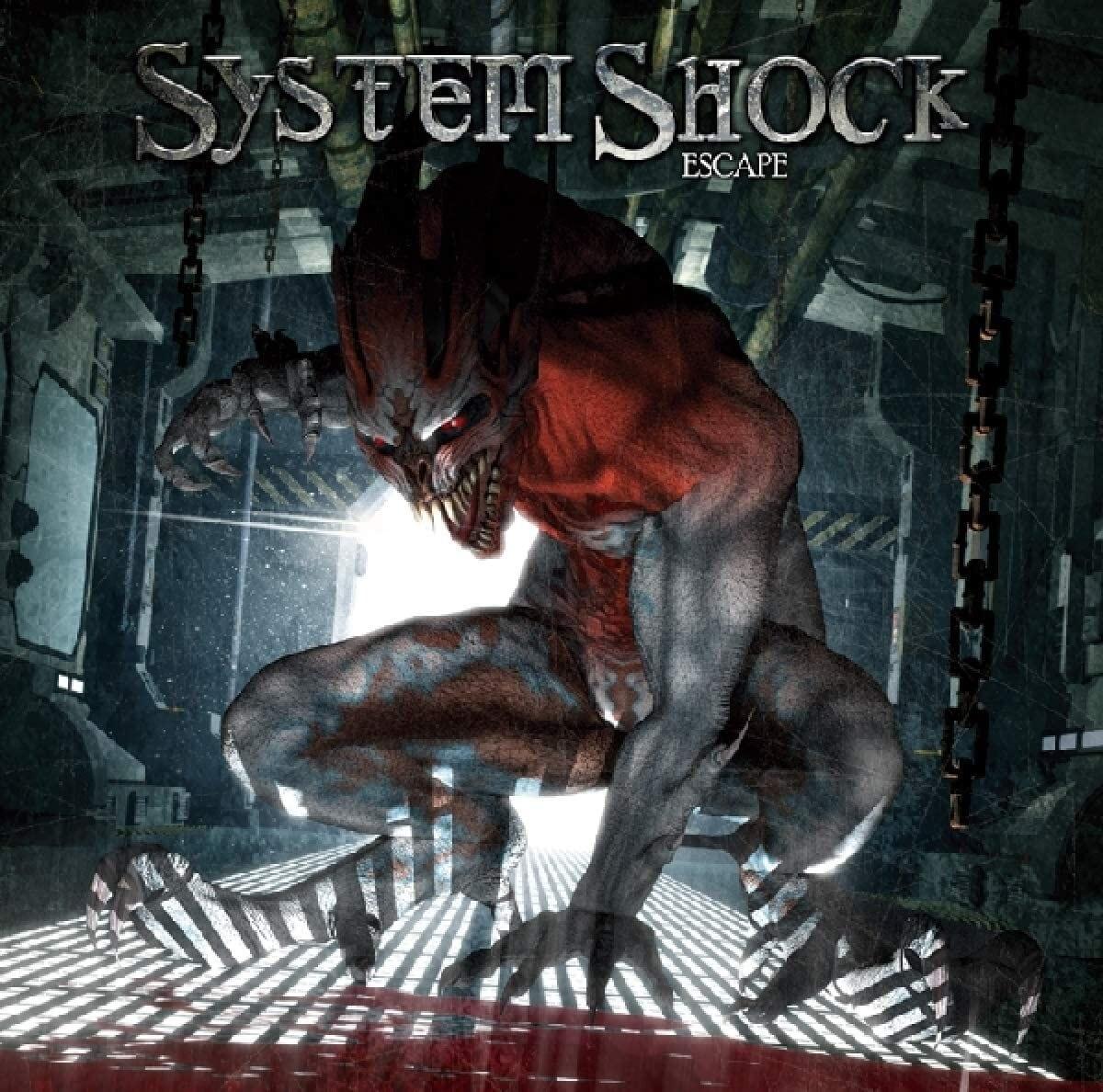 """SYSTEM SHOCK """"Escape"""" (輸入盤)"""