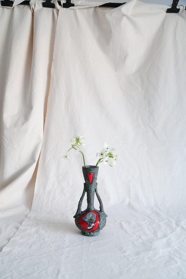 TITANO LADY VASE-SAN MARINO ART POTTERY