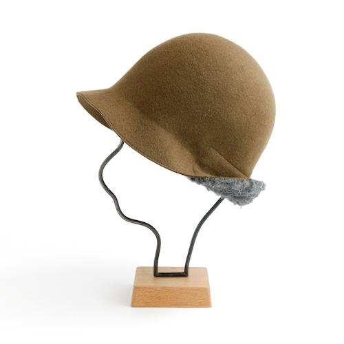 mature ha./widen free hat boa/mocha