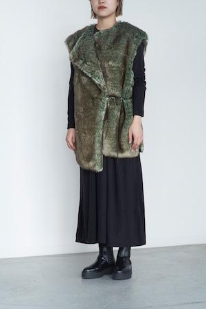 TELA Fur vest