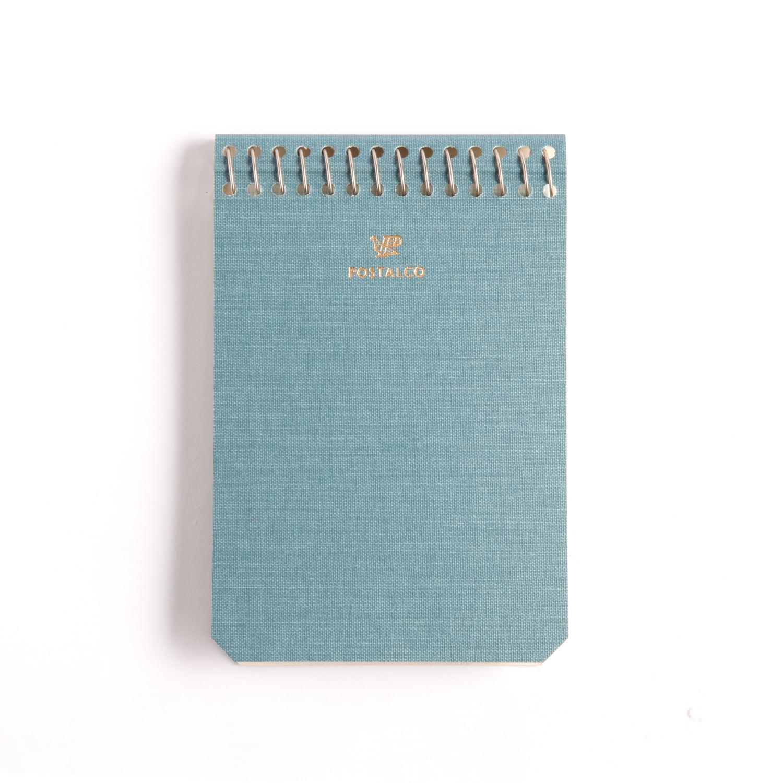 Postalco/Notebook A7/Light Blue