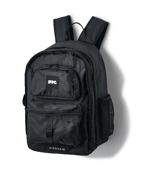 FTC / BACKPACK -BLACK-