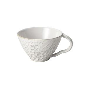 aito製作所 「リアン Lien」スープカップ 約12cm 330ml ホワイト 美濃焼 267826