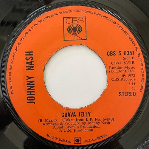Johnny Nash - Guava Jelly【7-20718】