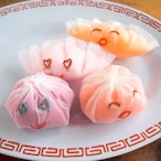 【emiumigumi】水餃子くんと水小籠包ちゃん