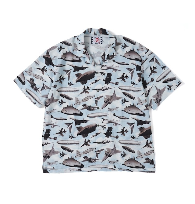 【SON OF THE CHEESE】Plane shirt