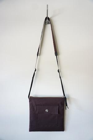 SHOULDER BAG [BROWN]