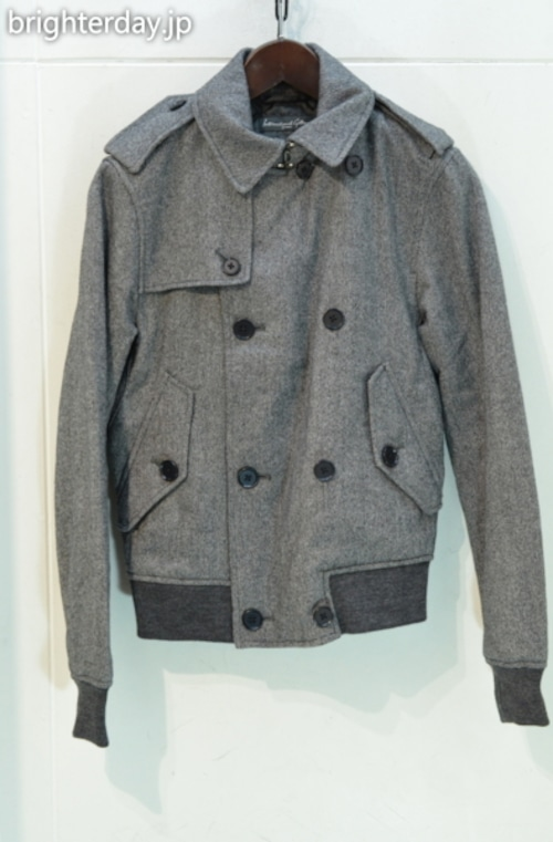 International Gallery BEAMS ウールジャケット