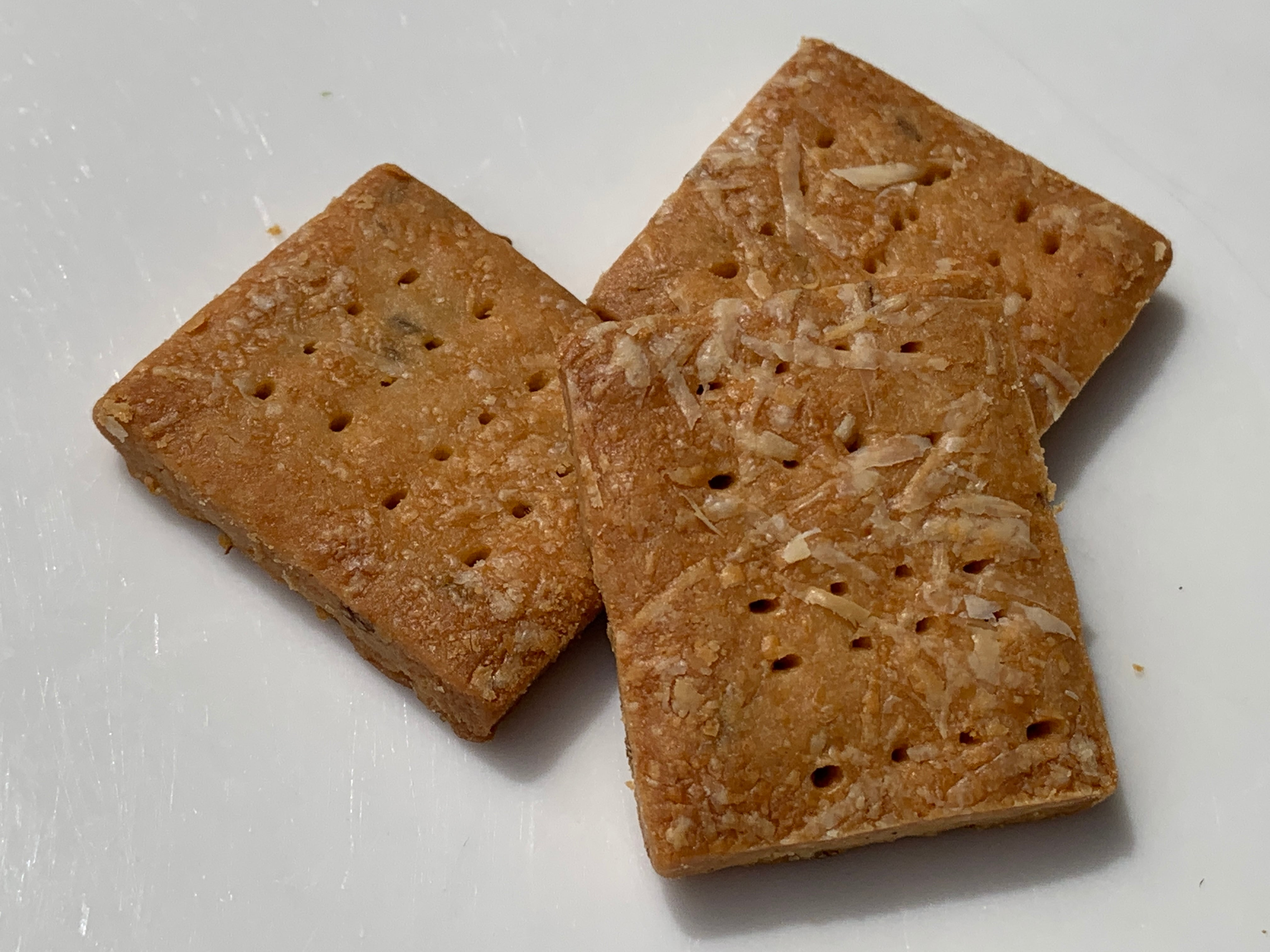 おからのチーズクッキー クミン