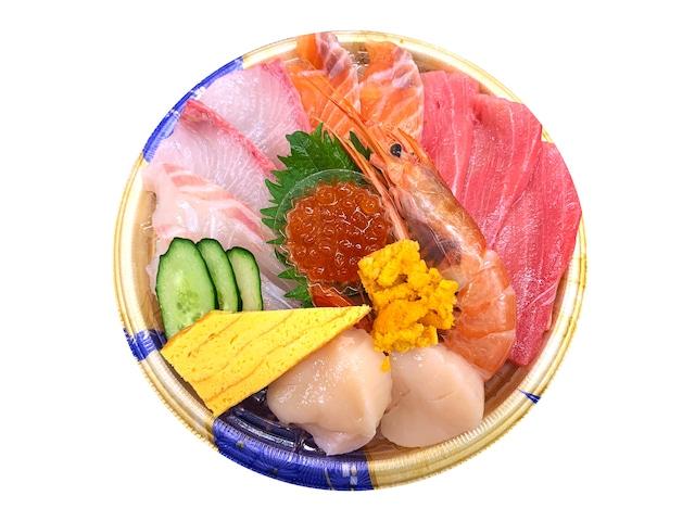 トロ入り海鮮丼(酢飯)【地域限定商品】