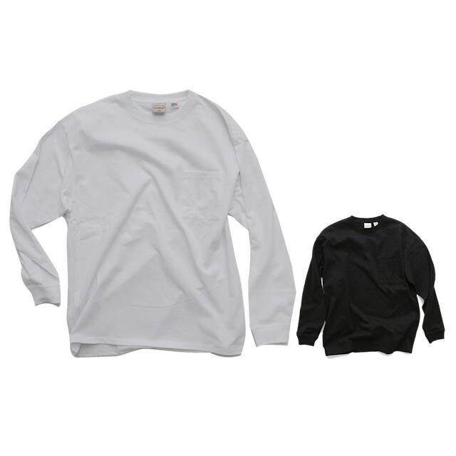 Goodwear|Pocket L/S T-shirts
