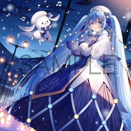 KARENT presents White Luminescence feat. 初音ミク