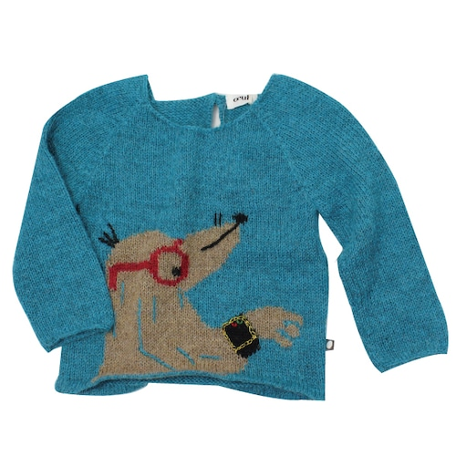 Oeuf Mole Sweater (24m)