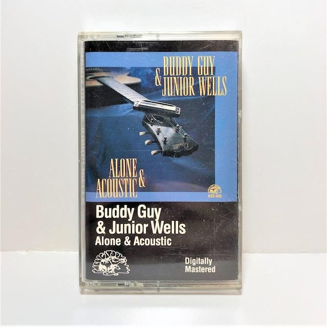 [中古カセット]  Buddy Guy & Junior Wells – Alone & Acoustic