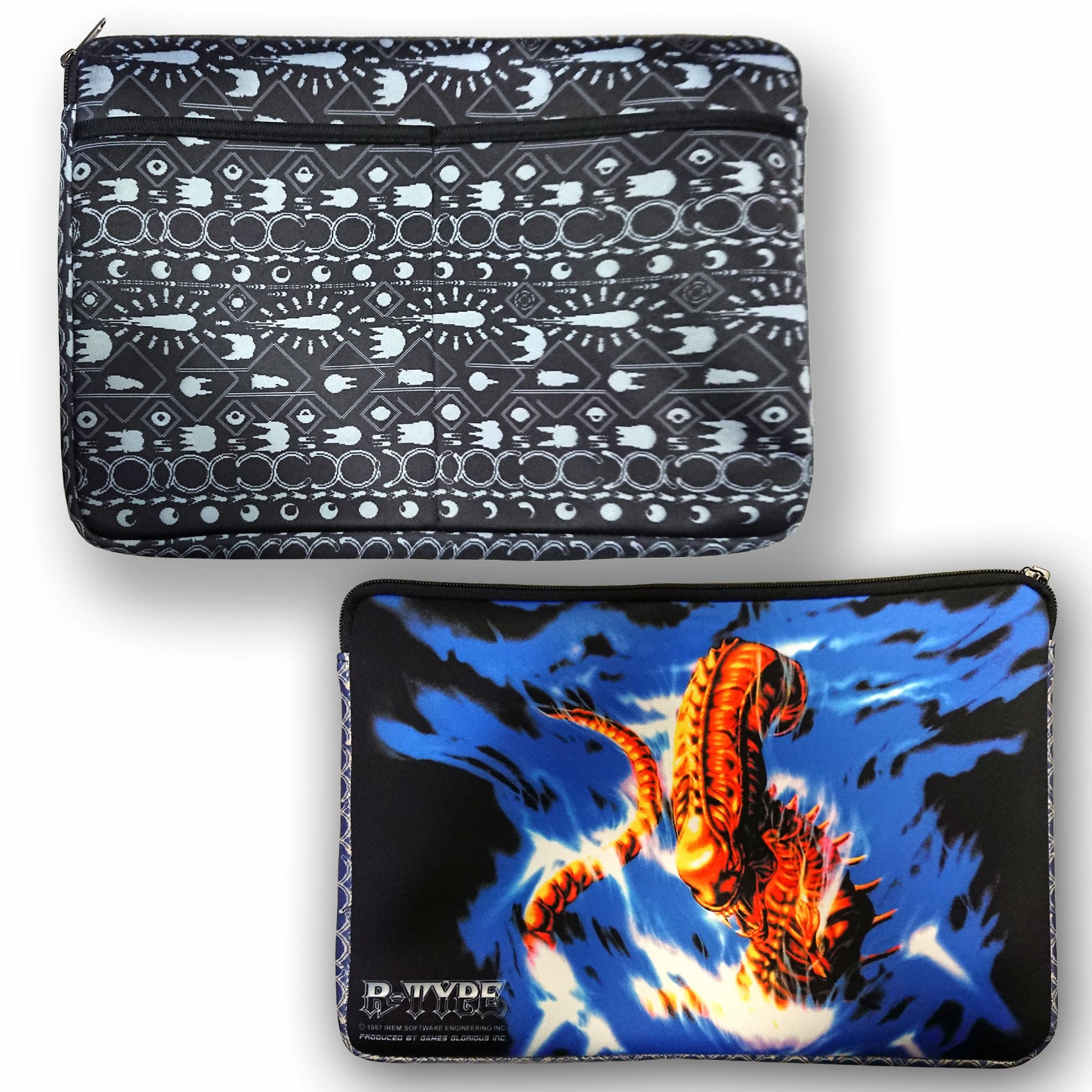 R-TYPE 「R-9 Earth-Ethnic PC Clutch Bag」 / GAMES GLORIOUS
