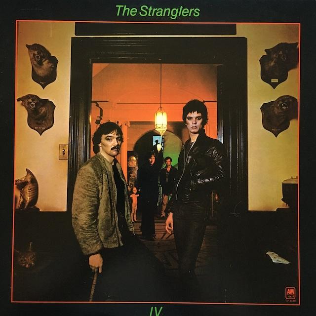 【LP・米盤】The Stranglers  /  IV Rattus Norvegicus