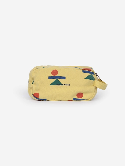BOBO CHOSES ボボショセス Balance All Over Pouch size:one size