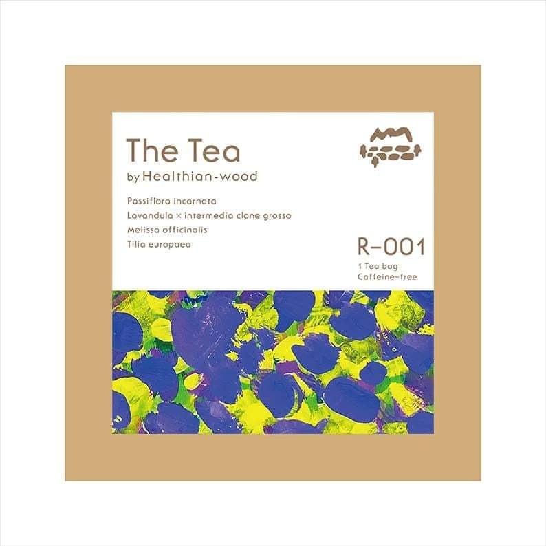The Tea  R-001(3個入)【不安、ストレス】