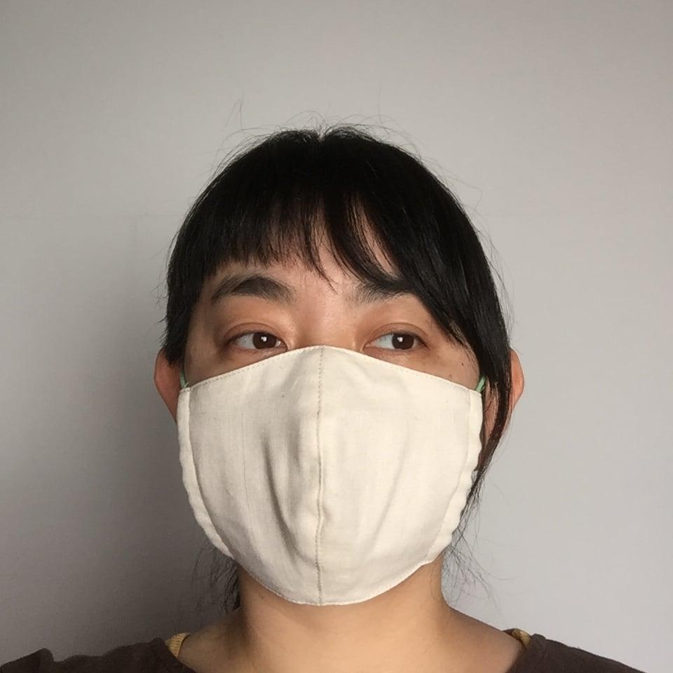 立体型伊達マスク[布マスク・サイズあり]